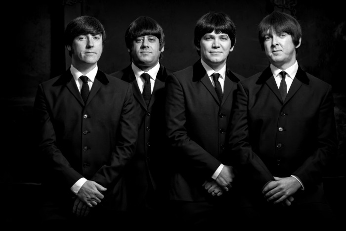 Mersey Beatles USA Debut Tour
