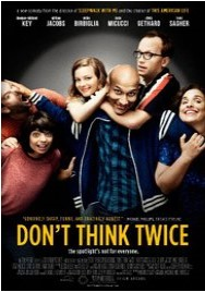 Don't Think Twice Movie at the Carlisle Theatre