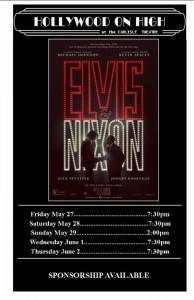 Elvis & Nixon at Carlisle Theatre