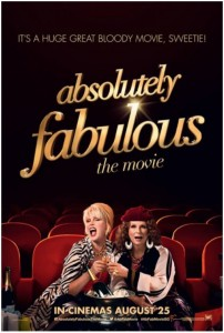 Absolutely Fabulous Movie at the Carlisle Theatre