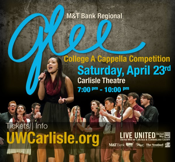 M&T Bank GLEE:  Regional College A Cappella Competition