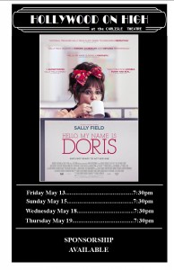 'Hello My Name is Doris' (2)-front only