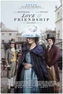 Love and Friendship Movie at the Carlisle Theatre