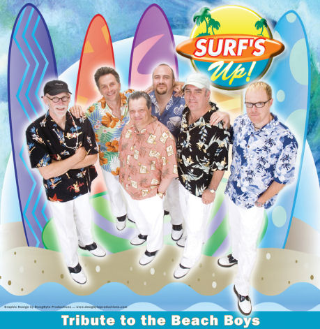 Phil Dirt and the Dozers Present Surf's Up: A Tribute to the Beach Boys