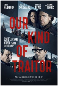 Traitor Movie at the Carlisle Theatre