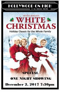 White Christmas Special Poster