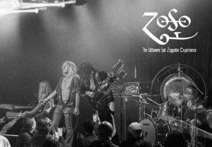 Zoso Led Zeppeling concert poster