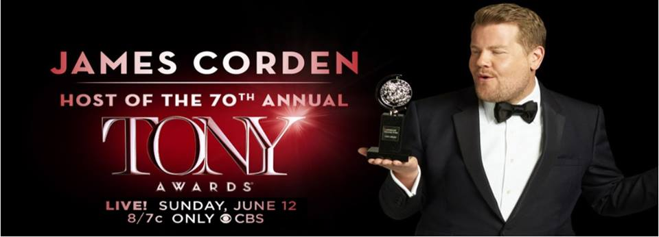 70th Annual Tony Awards Broadcast Live at CTC