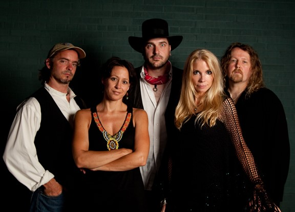 TUSK band photo