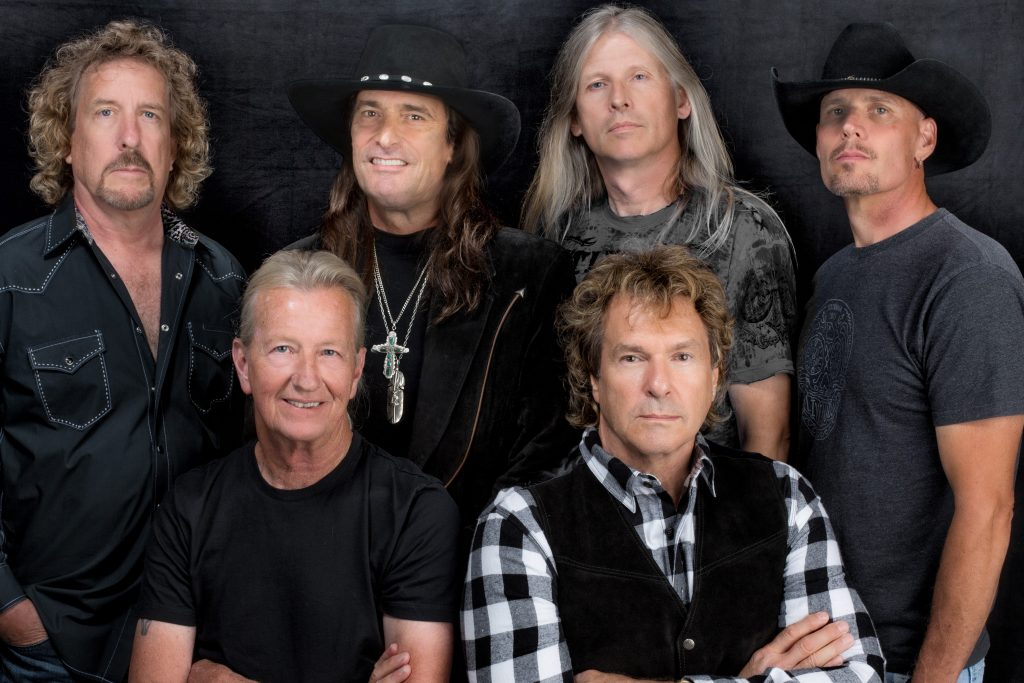 The Outlaws Band Picture