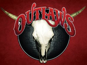 The Outlaws logo