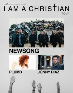 IAAC Tour Poster - NewSong, Plumb, Jonny Diaz