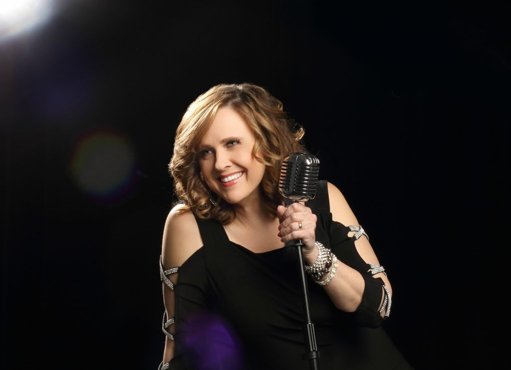 Deb Cunningham Jazz with mic